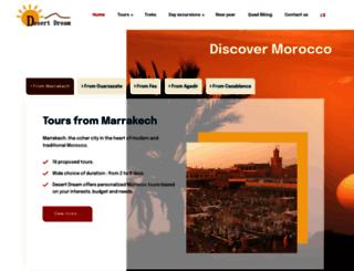 sahara-desert-dream.com screenshot