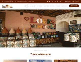 saharamoroccotours.com screenshot
