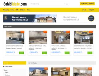 sahibibizde.com screenshot