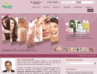 sahul.com screenshot