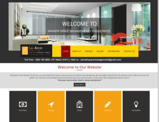 saiarco.com screenshot