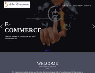saicomputer.com screenshot