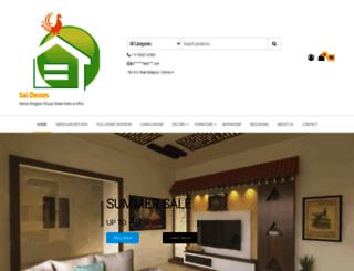 saidecorschennai.in screenshot