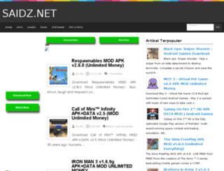 saidz.net screenshot