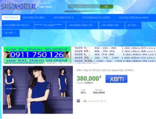 saigonhotdeal.com.vn screenshot