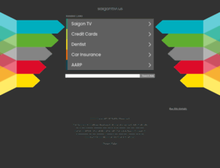 saigontivi.us screenshot