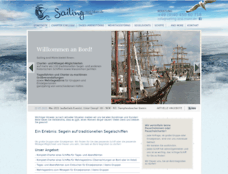 sailing-and-more.de screenshot
