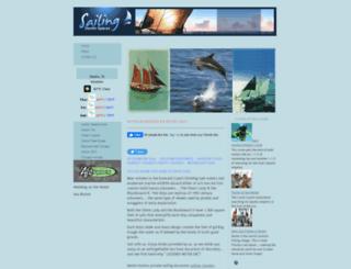 sailing.destinspaces.com screenshot