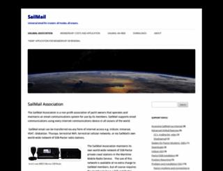 sailmail.com screenshot