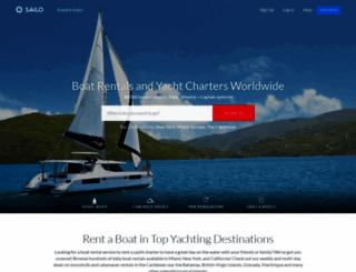 sailo.com screenshot