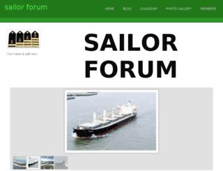sailorinsight.webs.com screenshot