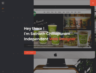 sainathchillapuram.com screenshot