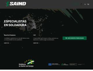 saind.eu screenshot