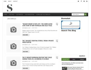 sainiblogger.blogspot.com screenshot
