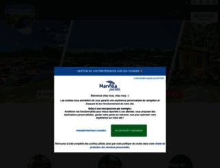 saint-avit-loisirs.com screenshot