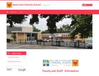 saint-johns.eduk12.net screenshot