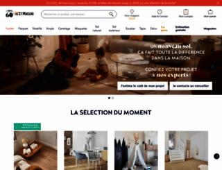 saint-maclou.com screenshot