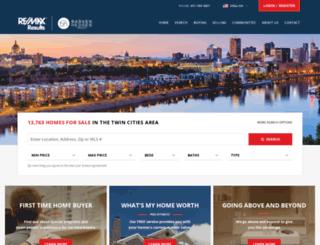 saint-paul-real-estate.com screenshot