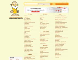 saintclassifiedsouthafrica.com screenshot