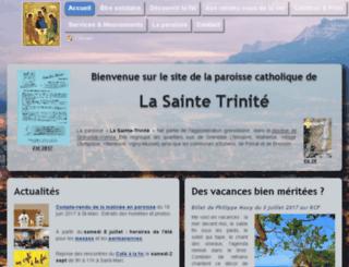 saintetrinite-cathisere.cef.fr screenshot