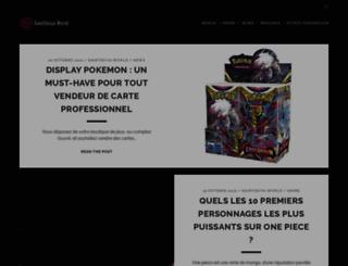 saintseiya-world.com screenshot