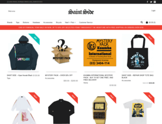 saintside.com screenshot