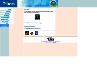 saix.co.za screenshot