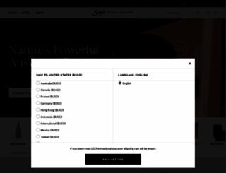 saje.com screenshot