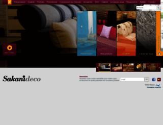 sakanideco.com screenshot