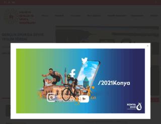 sakarya.gsb.gov.tr screenshot