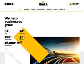 sakatrading.com screenshot