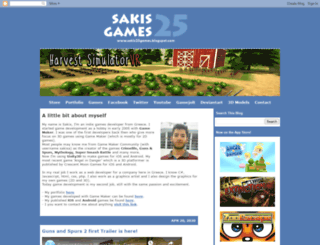 sakis25games.blogspot.com screenshot