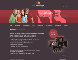 sako.nl screenshot