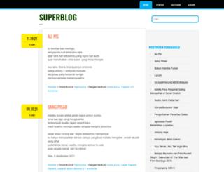 sakti2.wordpress.com screenshot