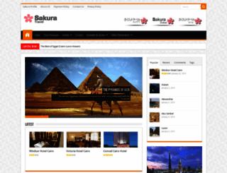 sakuratraveleg.com screenshot