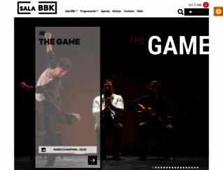 salabbk.es screenshot
