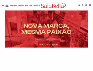 salabella.com.br screenshot