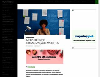 saladamedica.wordpress.com screenshot