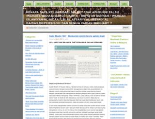 salafytobat.wordpress.com screenshot