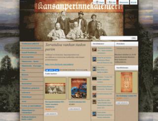 salakirjat.net screenshot