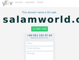 salamworld.com screenshot