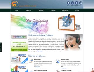 salasarcalltech.com screenshot