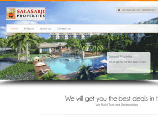 salasarjiproperties.com screenshot
