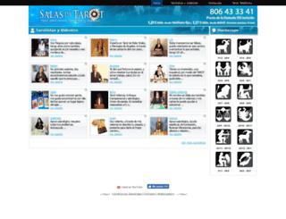 salasdetarot.com screenshot