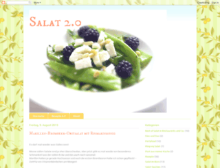 salat2null.blogspot.co.at screenshot