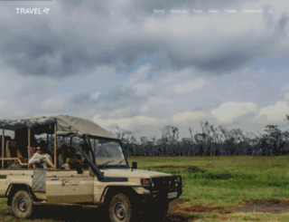 salatonsafaris.com screenshot