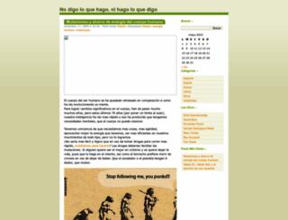 salatx.wordpress.com screenshot