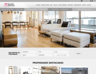 salayaromera.com.ar screenshot
