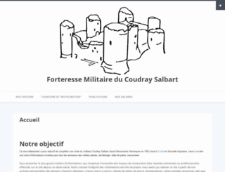 salbart.org screenshot