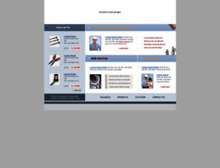 salcedoimport.com screenshot
